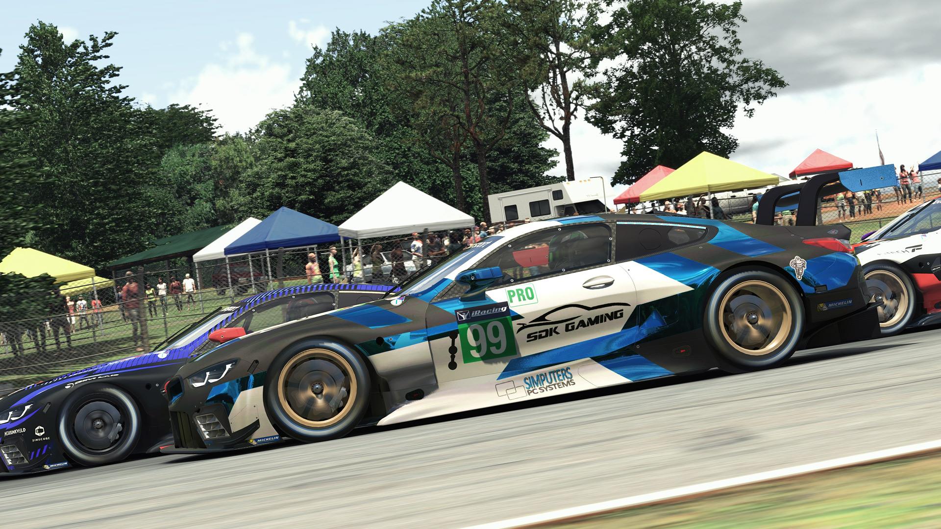 BMW Sim GT Cup