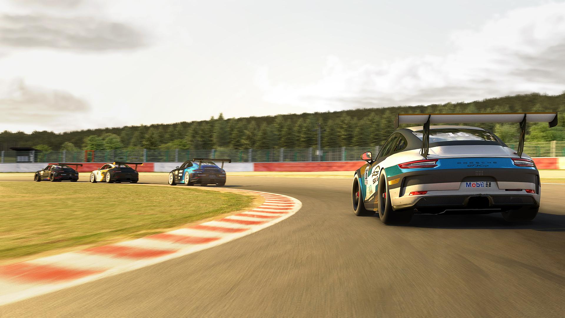 Porsche Tag Heuer Esports Supercup Qualifiers – Spa
