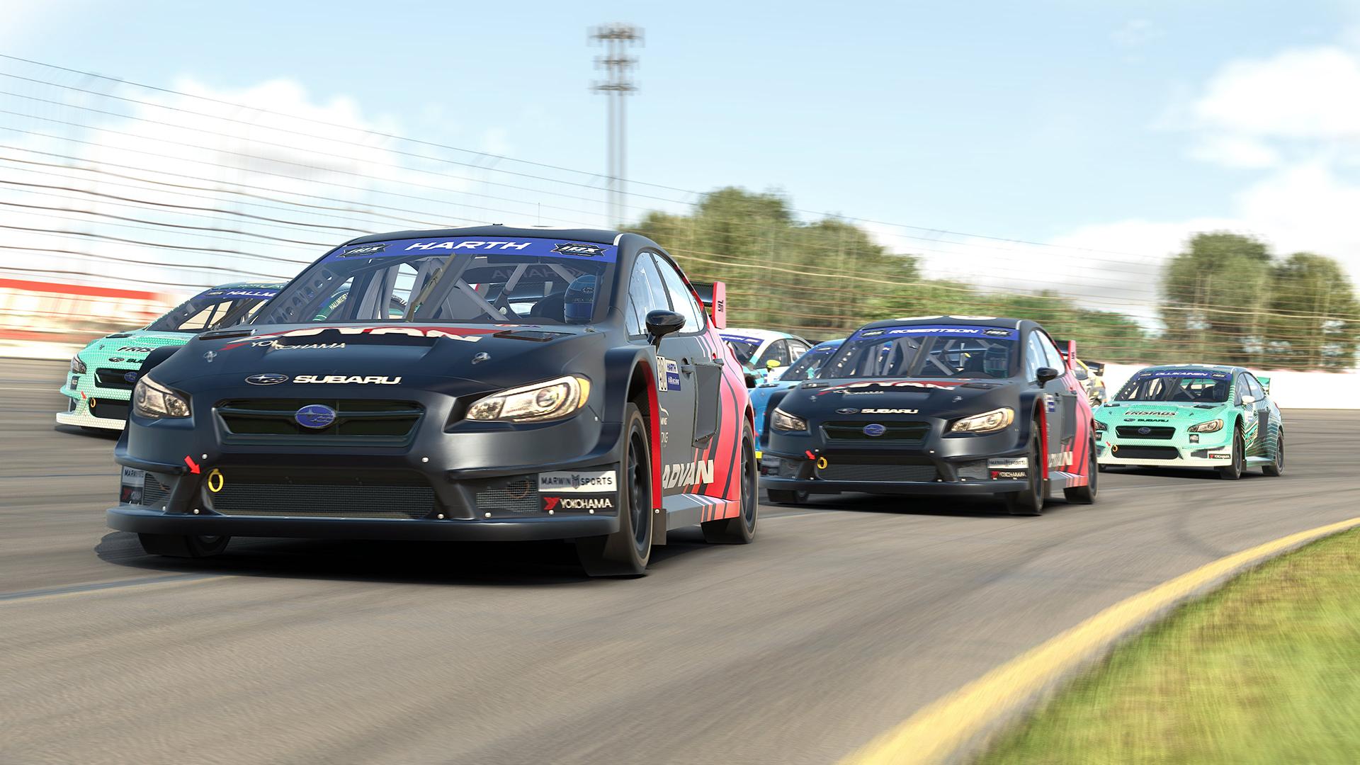 IRX World Championship presented by Yokohama – Round 7 – Lucas Oil Raceway
