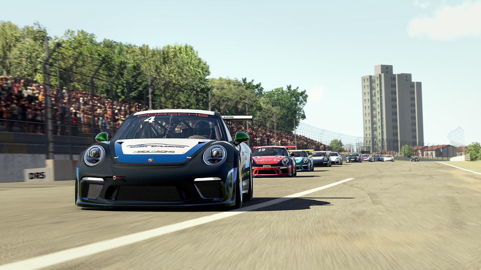 Porsche Tag Heuer Esports Supercup Qualifiers – Interlagos