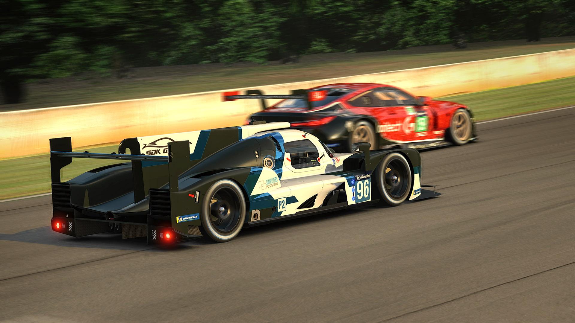 iRacing Petit Le Mans (Broadcast)