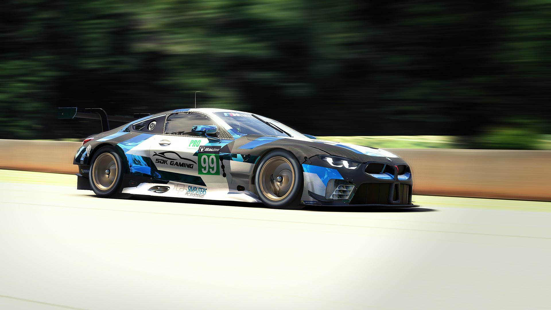 BMW Sim 120 Cup – Round 5 – Road Atlanta