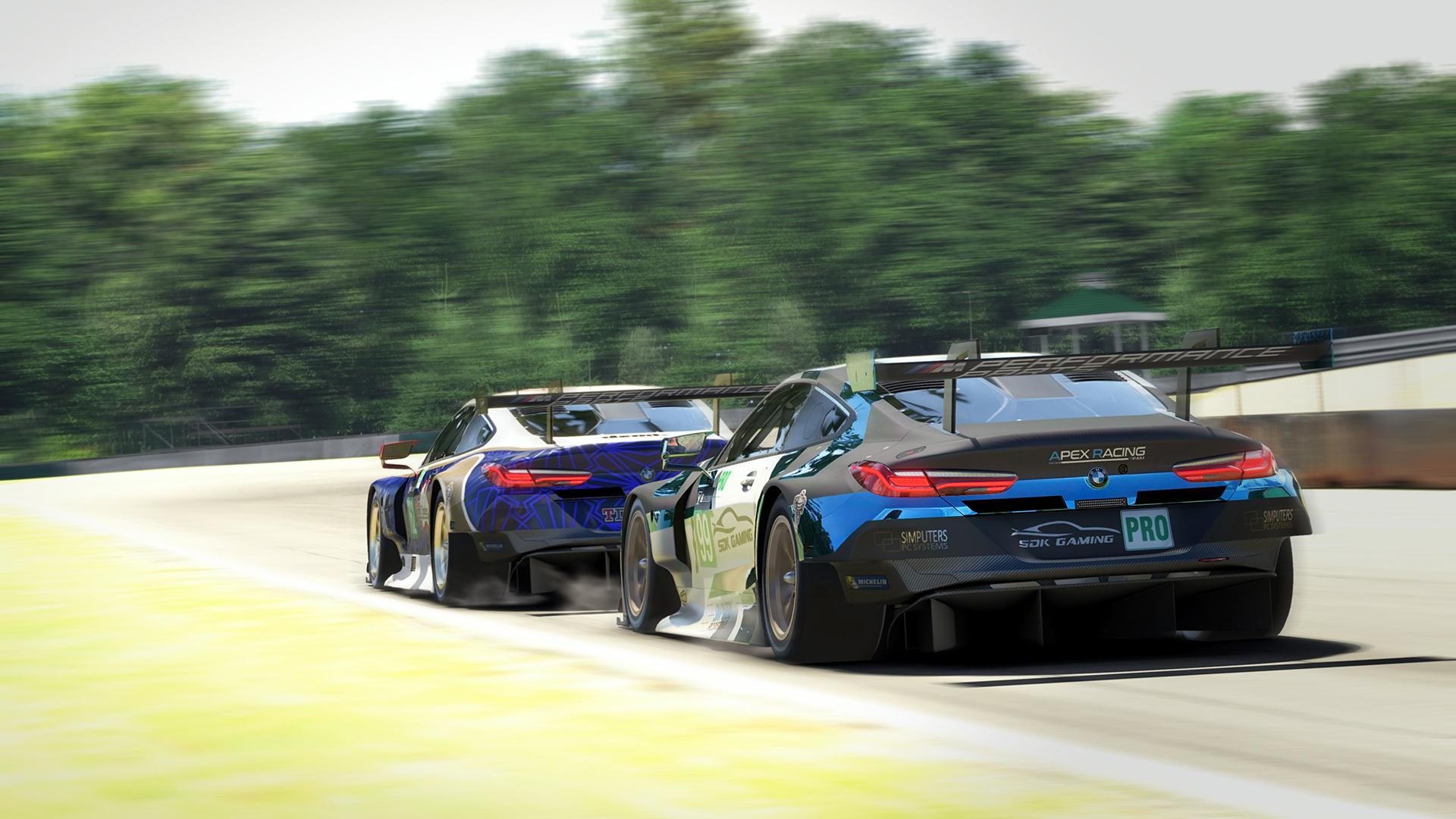 BMW Sim 120 Cup – Round 5 (Broadcast)