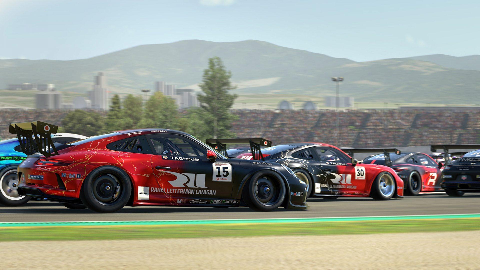 Porsche Tag Heuer eSports Supercup Round 2 – Catalunya