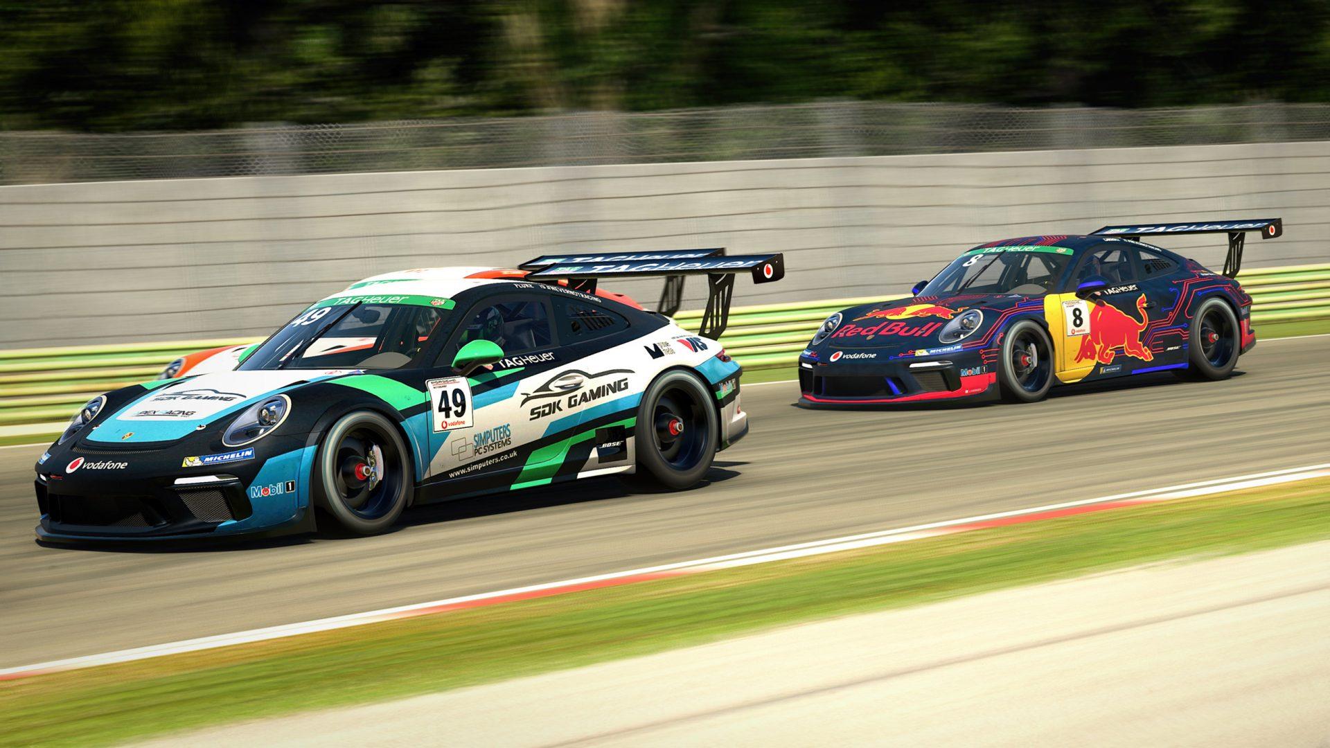 Porsche Tag Heuer eSports Supercup Round 3 – Imola