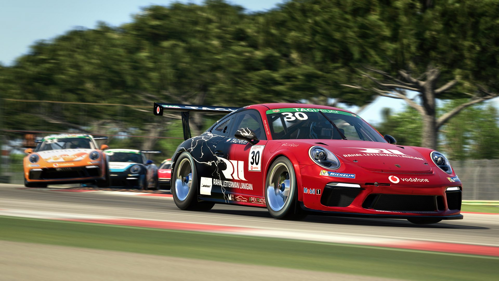 Porsche Tag Heuer eSports Supercup