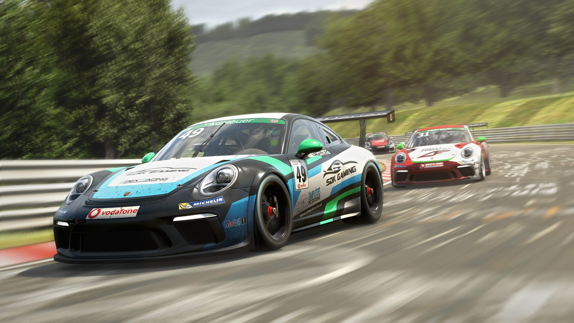 Porsche Tag Heuer Esports Supercup – Round 8 (Broadcast)