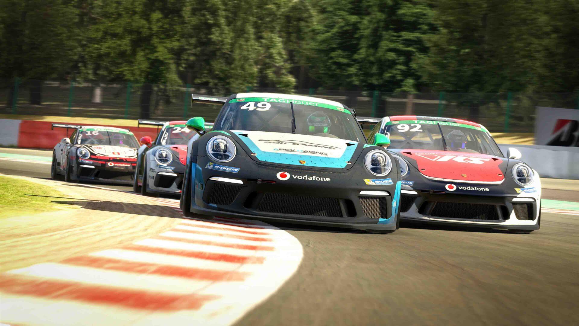Porsche Tag Heuer eSports Supercup Round 7 – Spa