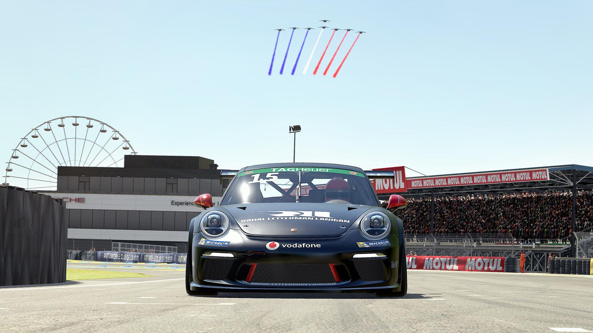 Porsche Tag Heuer