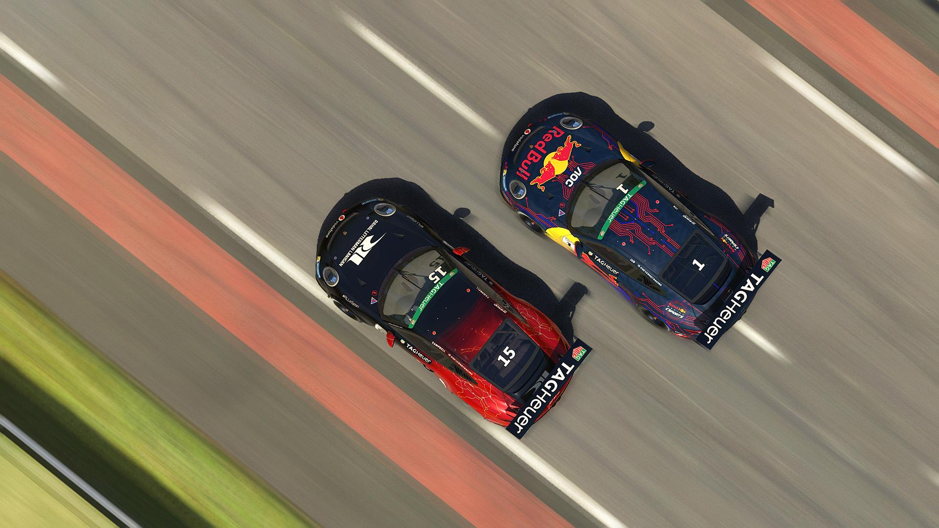 Porsche Tag Heuer eSports Supercup Round 9 – Le Mans