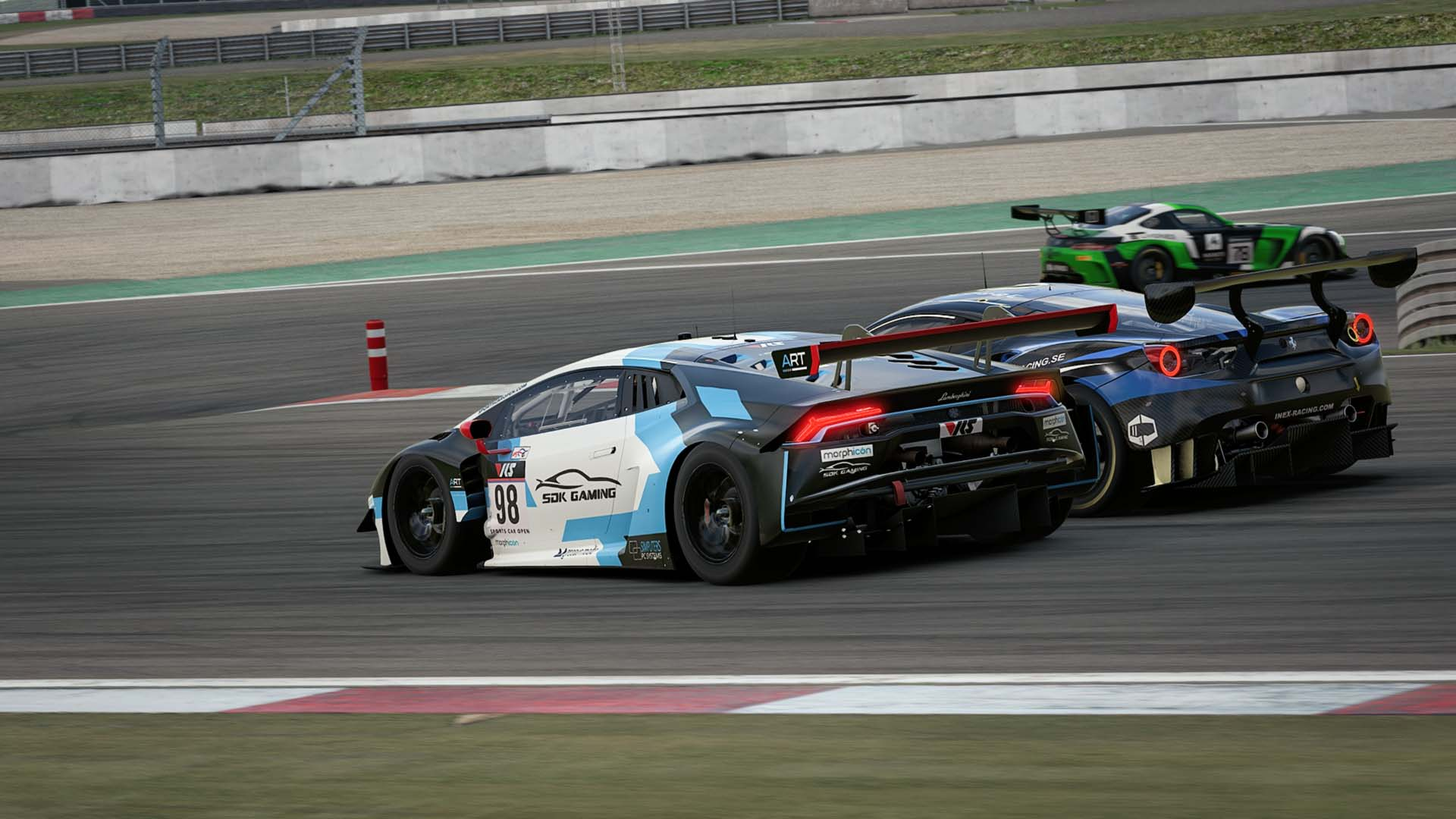 VRS SCO Nürburgring