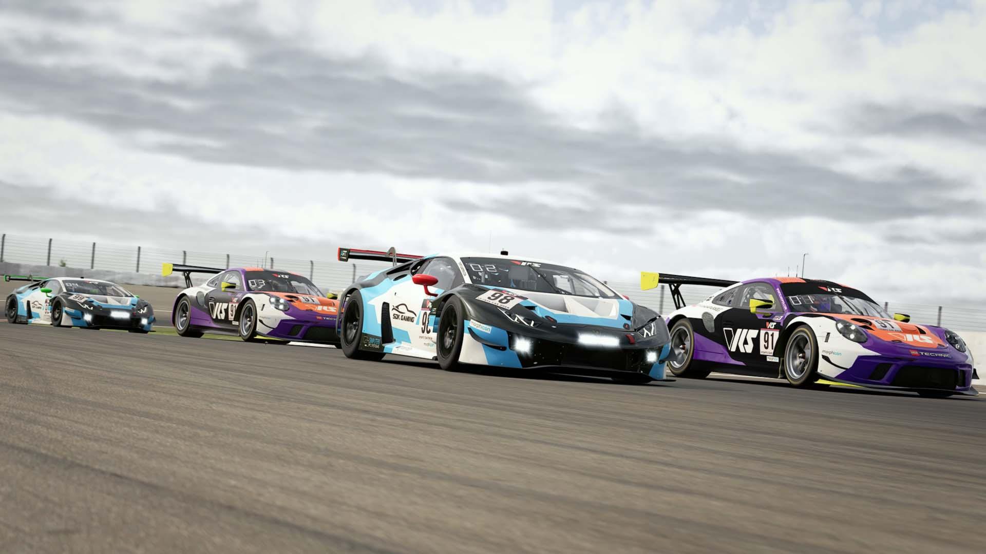 Apex Racing Team vs Coanda SimSport