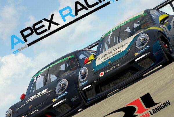 iRacing Porsche Tag