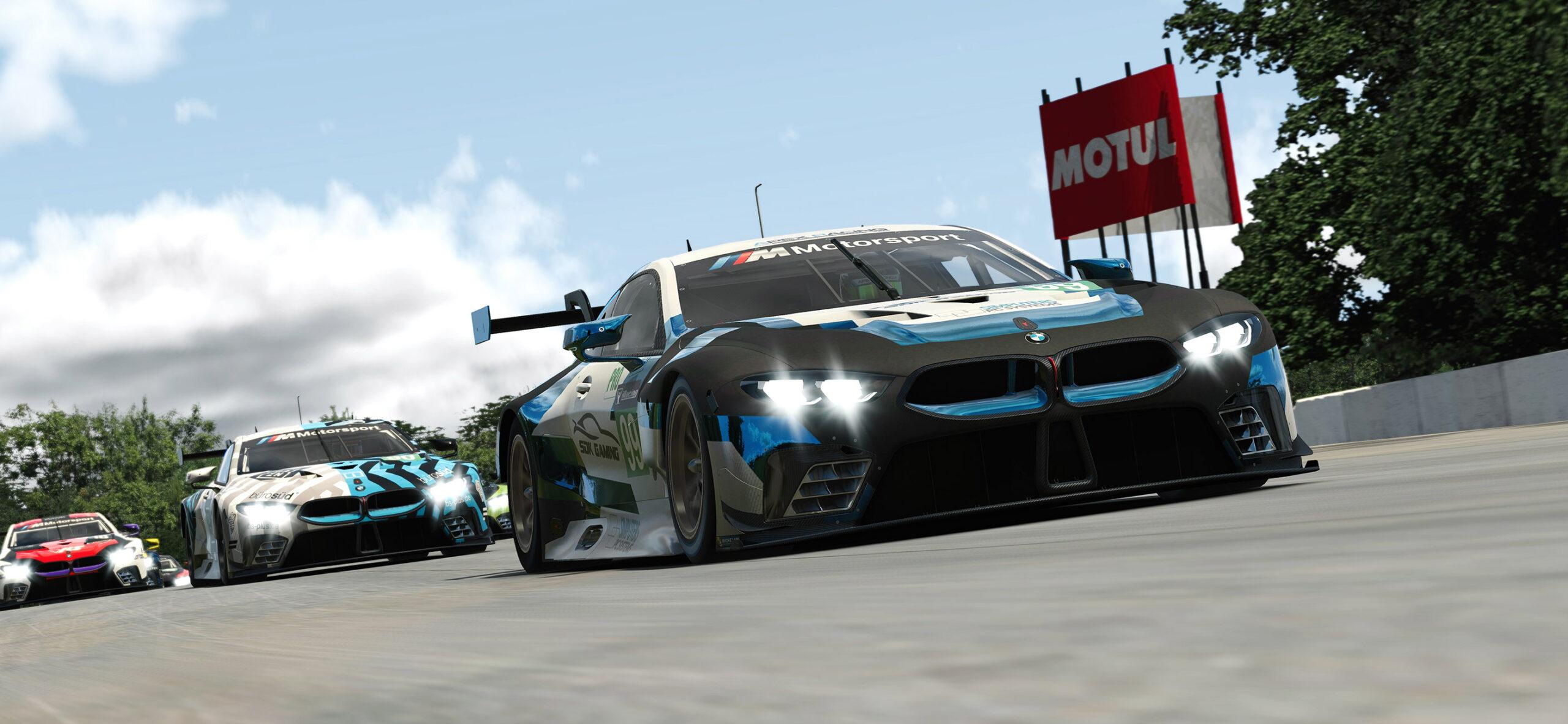 BMW Sim GT Cup – Round 4 – Road Atlanta