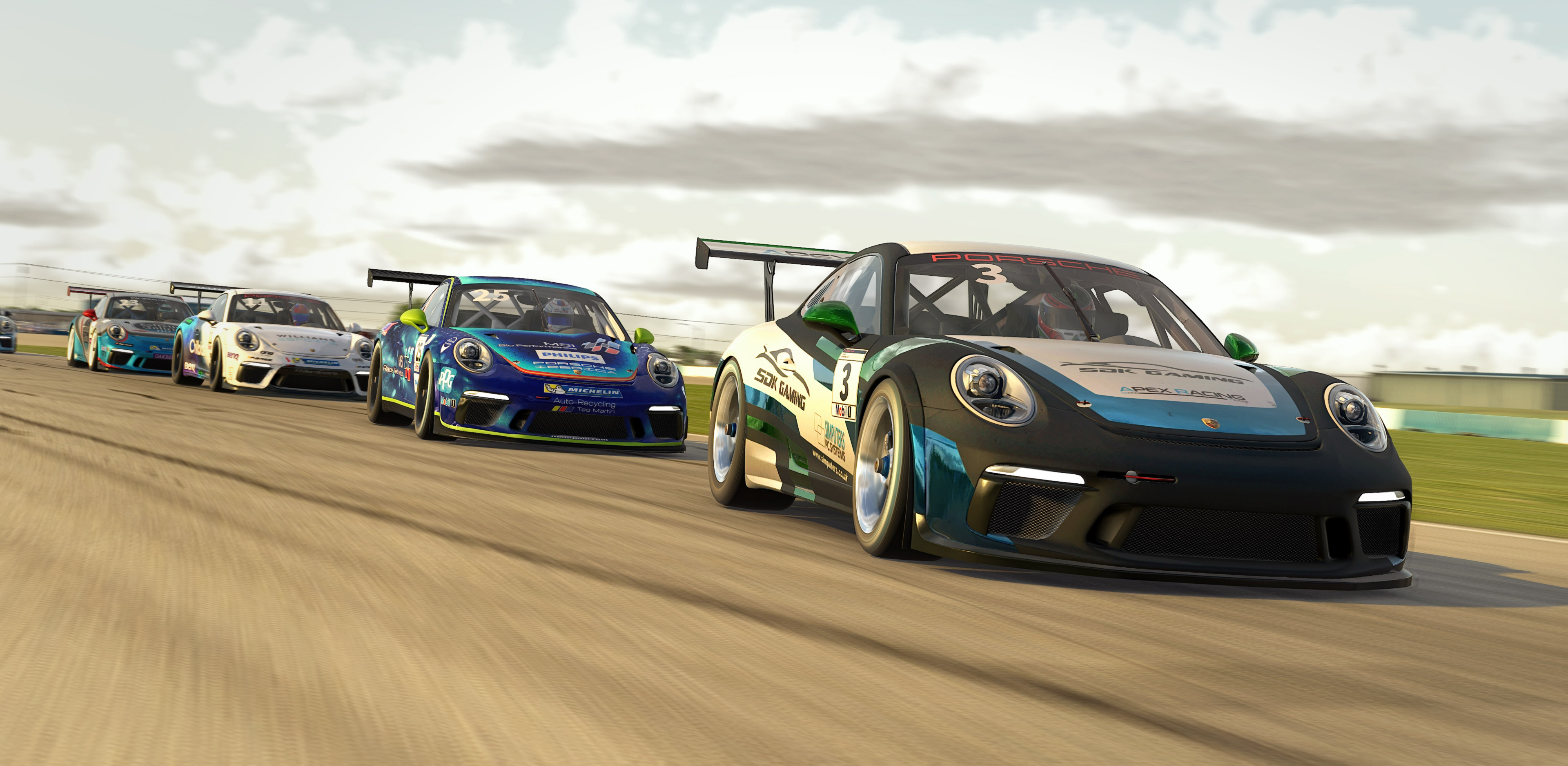 Porsche Tag Heuer Esports Supercup Qualifiers – Sebring
