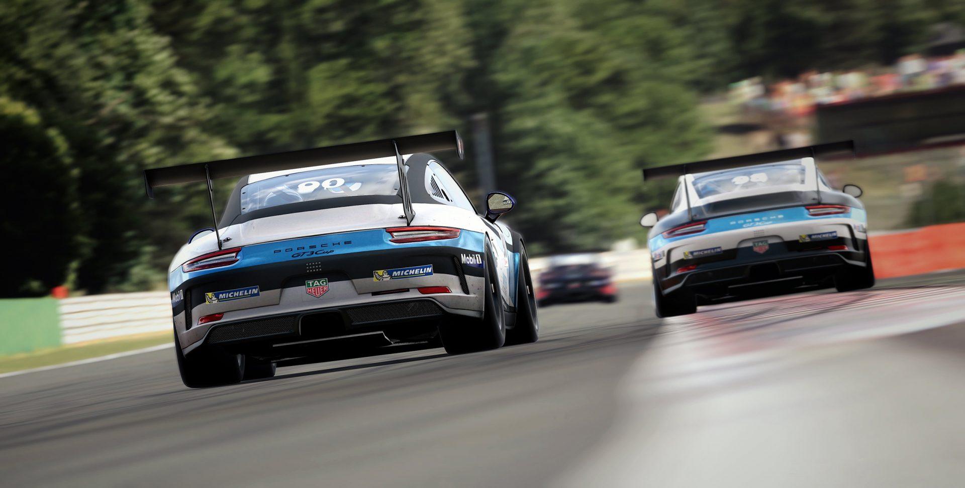 Porsche Tag Heuer Esports Supercup – Round 7 (Broadcast)