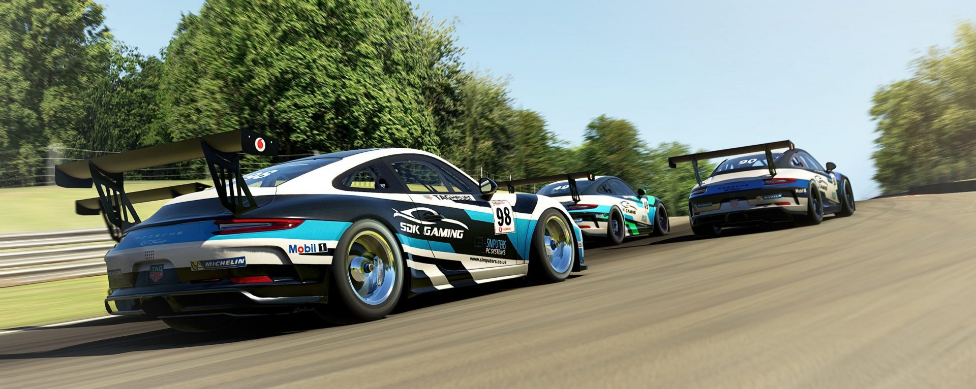 Porsche Tag Heuer Esports Supercup – Round 6
